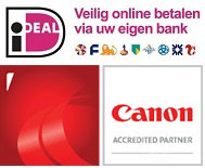 Canon - Accredited partner
